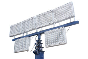 LED Flood & Outdoor Lights